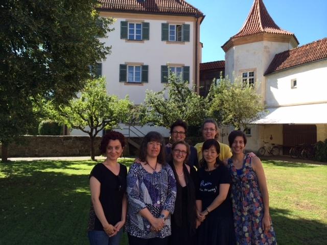Our summer guests in summer 2014: Dr. Bahar Gürsel, Turkey; Prof. Regina Dalkalacheva, Bulgaria; Lara Hedberg, PhD Candidate, Australia; Anna Becchi, Italy; Rachel Skralc Lo, USA; Yuka Kusakabe, Japan; Dr. Melek Ortabalsi, Canada