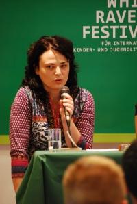 Tamta Melaschwili bei der Lesung