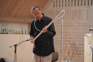 Munich musician Ardhi Engl