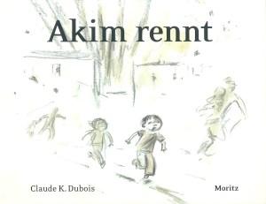 Cover_Akim rennt