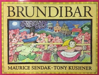 Brundibar, cover