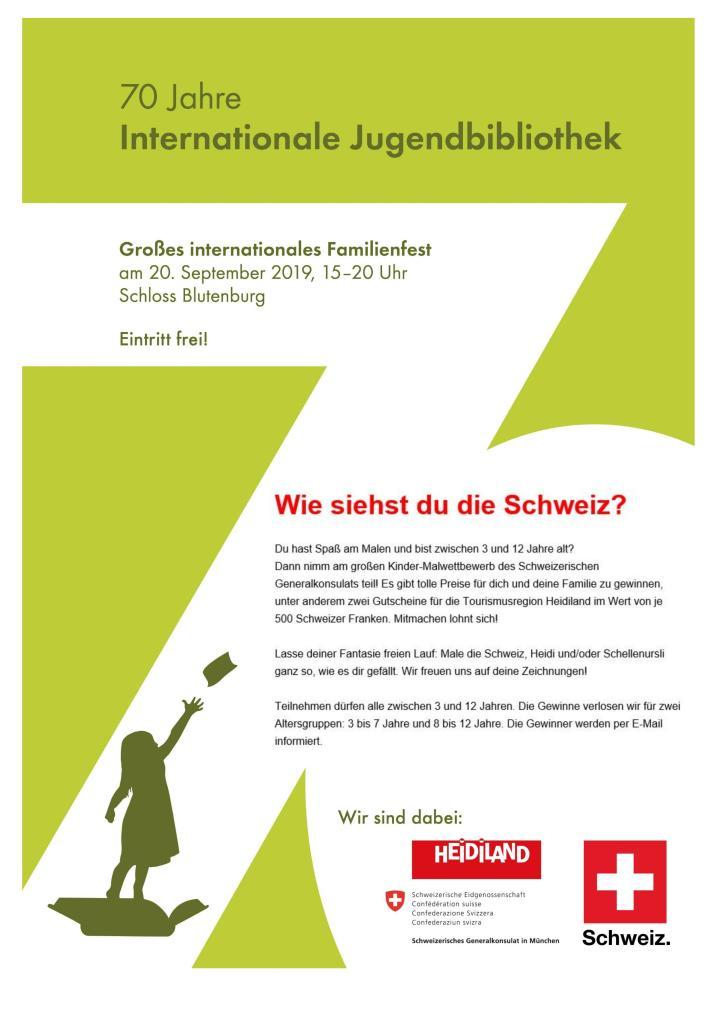Beitrag Schweiz